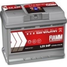 Fiamm Titanium Pro 64Ah (L2X 64P)
