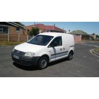VW Caddy Van (2005-2010)