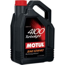 Motul 4100 Turbolight 10W40 4L